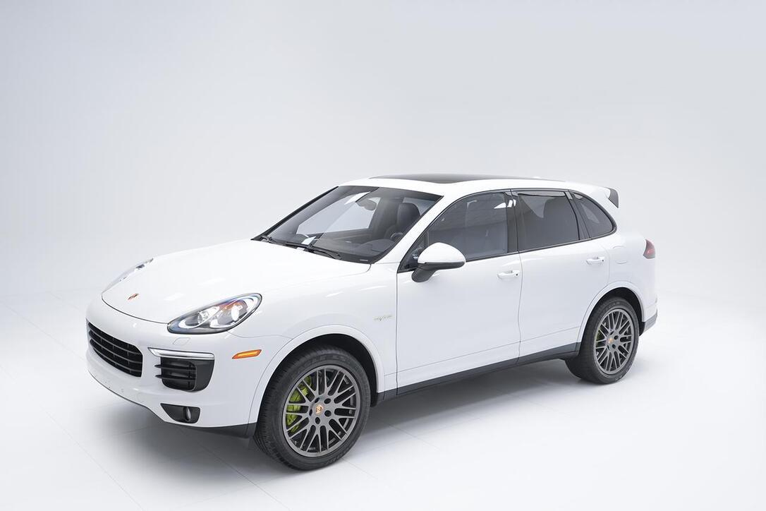 2018 Porsche Cayenne S Platinum Edition E-Hybrid Pompano Beach FL