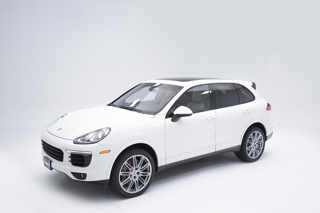 2018 Porsche Cayenne S Pompano Beach FL