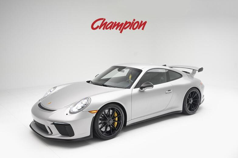 2018 Porsche Demo Sale 911 GT3 Pompano Beach FL