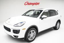 2018 Porsche Demo Sale Cayenne