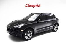 2018 Porsche Demo Sale Macan