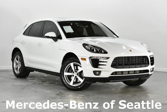 2018 Porsche Macan Seattle WA