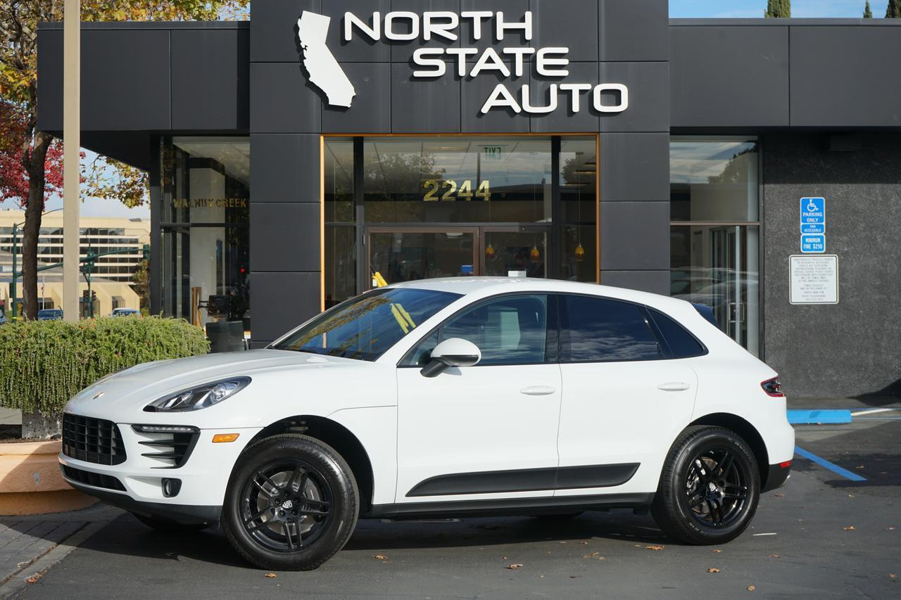 2018 Porsche Macan  Walnut Creek CA