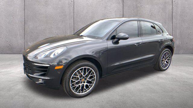 2018 Porsche Macan 4DR SUV AWD Pasadena CA