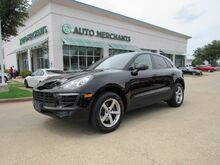 2018_Porsche_Macan_AWD Back-Up Camera, Sunroof, Blind Spot Monitor, Bluetooth Connection, Climate Control_ Plano TX