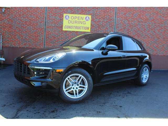 2018 Porsche Macan Base Merriam KS