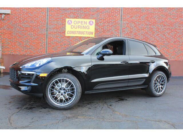 2018 Porsche Macan Base Kansas City KS