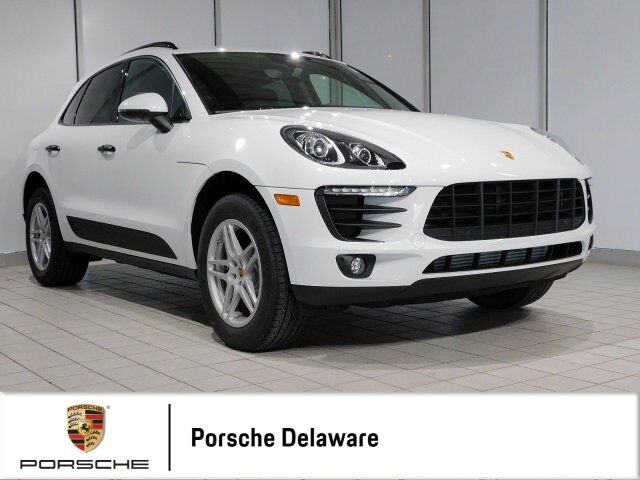2018 Porsche Macan NAVIGATION*ENTRY AND DRIVE Newark DE