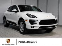 2018 Porsche Macan NEW WITH EXTENDED CERTIFIED WARRANTY