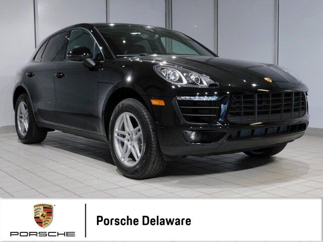 2018 Porsche Macan PREMIUM PACKAGE PLUS NAVIGATION Newark DE
