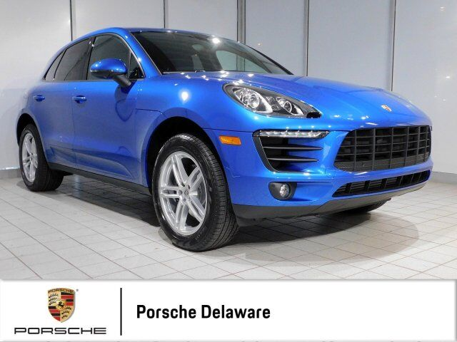 2018 Porsche Macan PREMIUM PLUS PACKAGE Newark DE