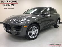 2018_Porsche_Macan_S AWD Sport Exhaust 19 Inch Turbo Whls Apple Car Play Pano Roof Lane Departure_ Addison TX