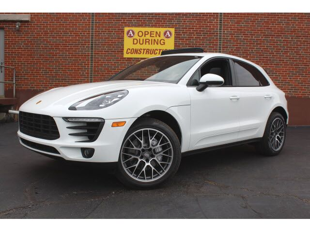 2018 Porsche Macan S Merriam KS