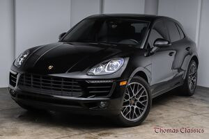 2018_Porsche_Macan_Sport Edition_ Akron OH