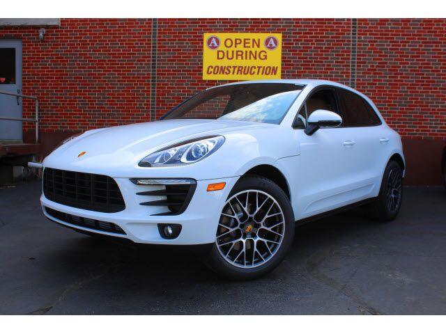 2018 Porsche Macan Sport Edition Kansas City KS