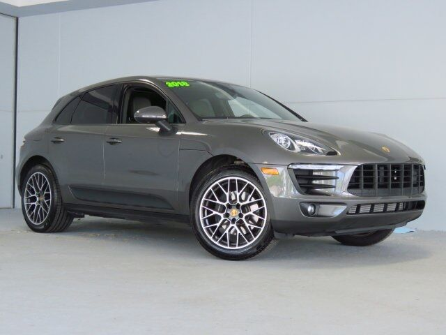 2018 Porsche Macan Sport Edition Merriam KS
