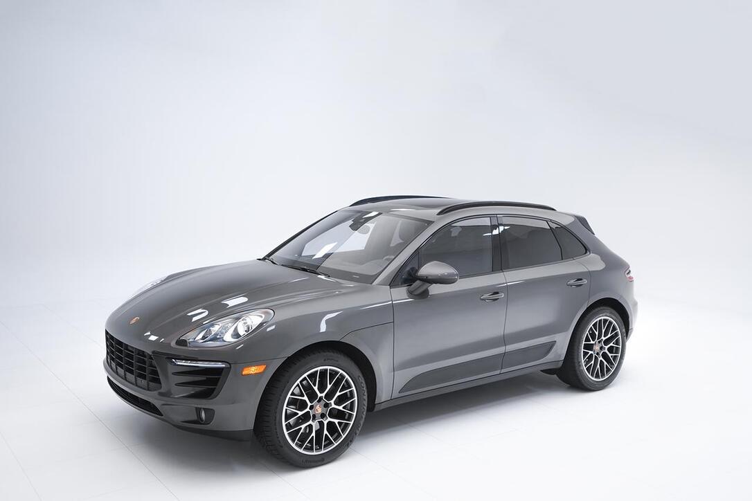 2018 Porsche Macan Sport Edition Pompano Beach FL