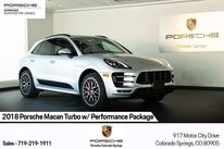 Porsche Macan Turbo 2018