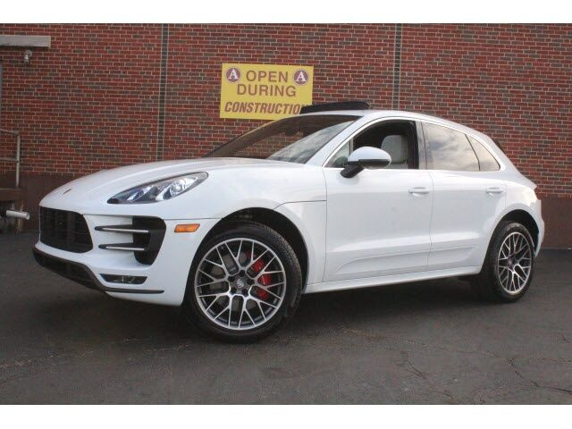 2018 Porsche Macan Turbo Kansas City KS