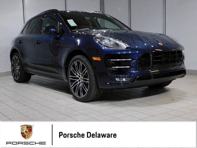 2018 Porsche Macan Turbo Newark DE