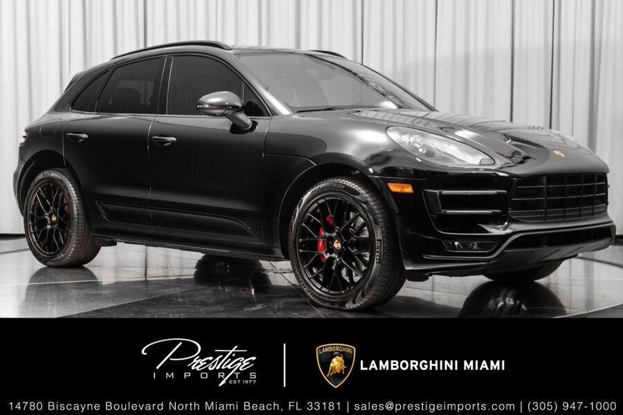 2018_Porsche_Macan_Turbo_ North Miami FL
