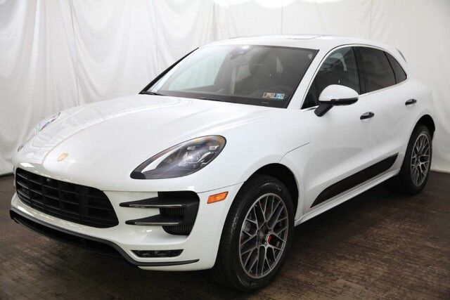 2018 Porsche Macan Turbo Pittsburgh PA
