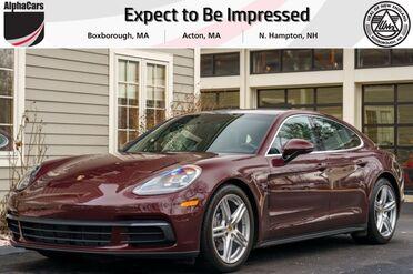 2018_Porsche_Panamera_4_ Boxborough MA