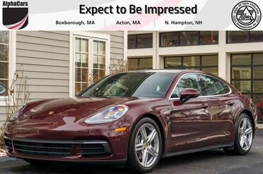 2018_Porsche_Panamera_4_ Boxborough MA