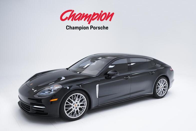 2018 Porsche Panamera 4 Executive Pompano Beach FL