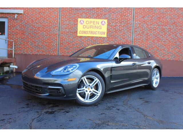 2018 Porsche Panamera 4 Kansas City KS