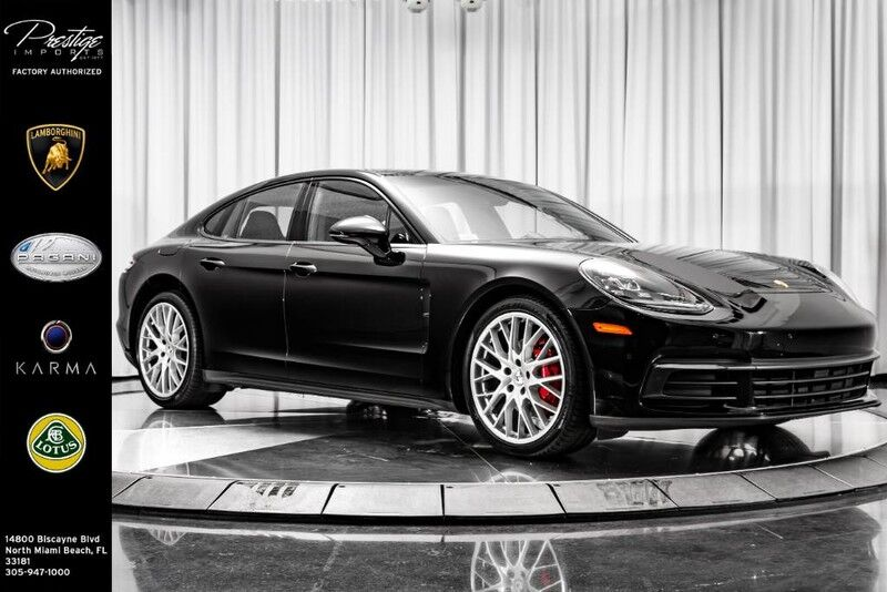 2018_Porsche_Panamera_4_ North Miami Beach FL