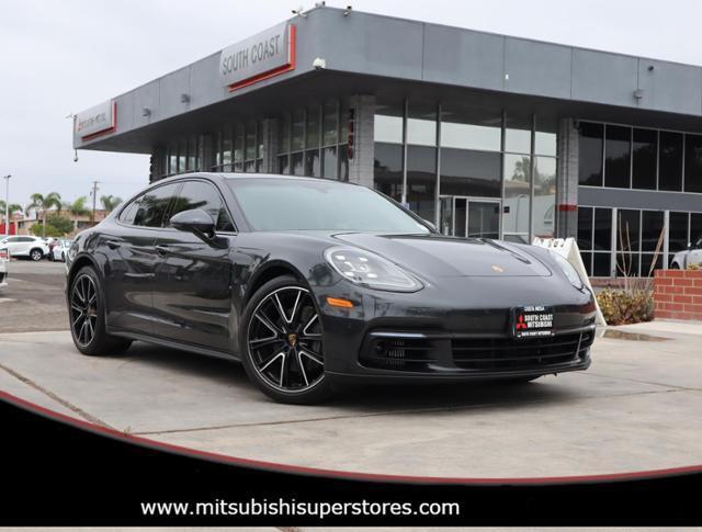 2018 Porsche Panamera 4S Costa Mesa CA