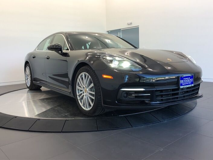 2018 Porsche Panamera 4S Executive Highland Park IL