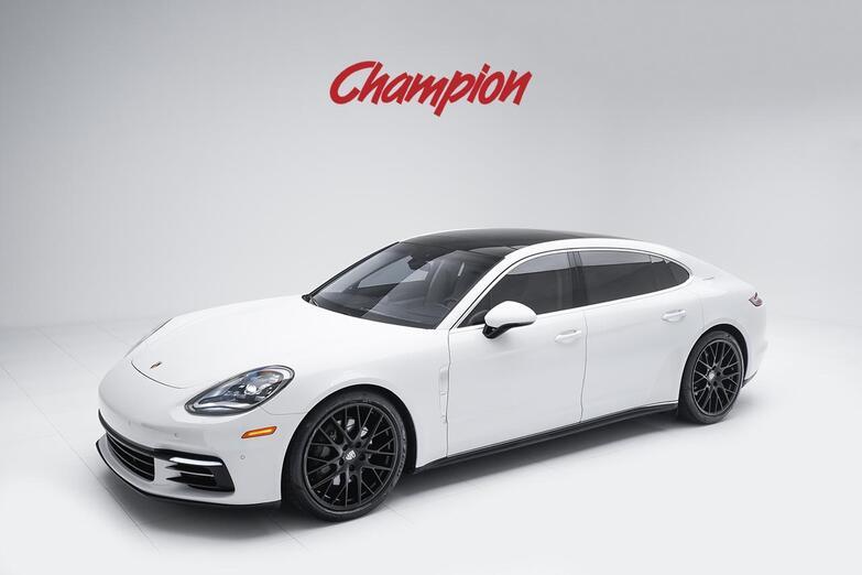 2018 Porsche Panamera 4S Executive Pompano Beach FL
