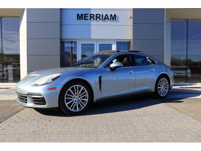 2018 Porsche Panamera 4S Merriam KS