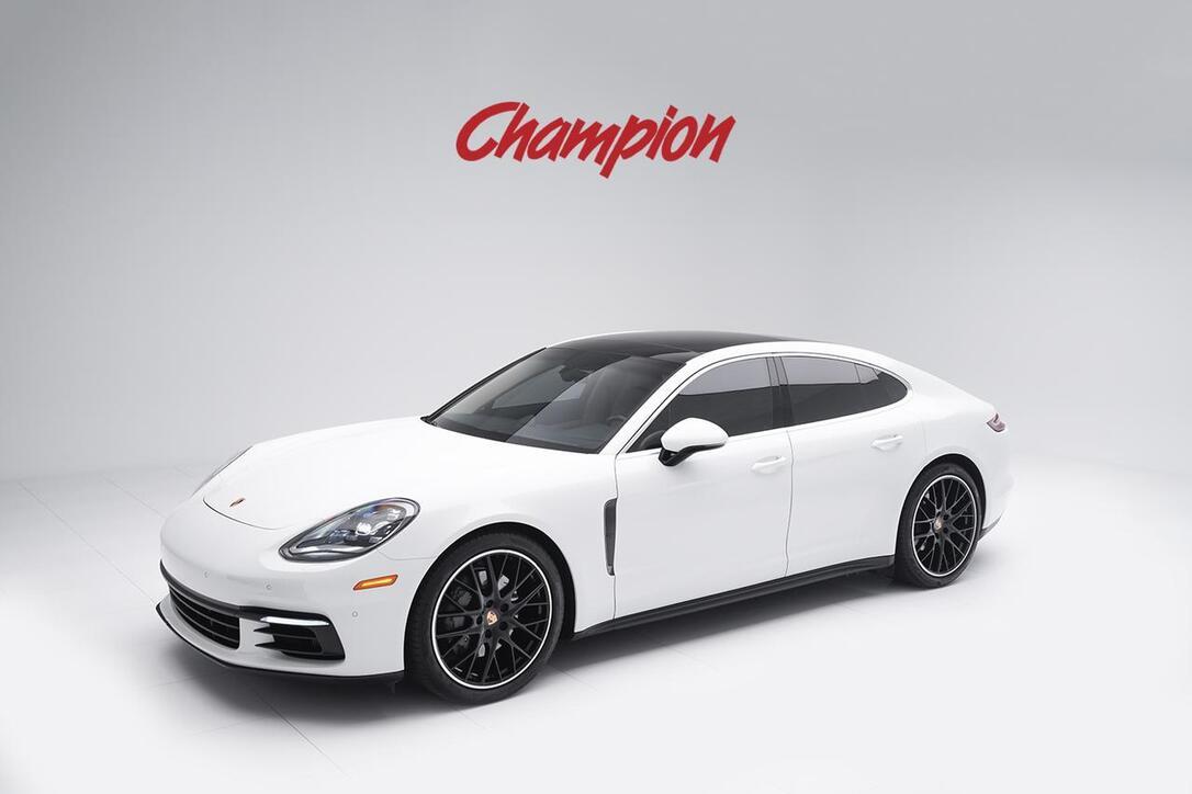 2018 Porsche Panamera 4S Pompano Beach FL