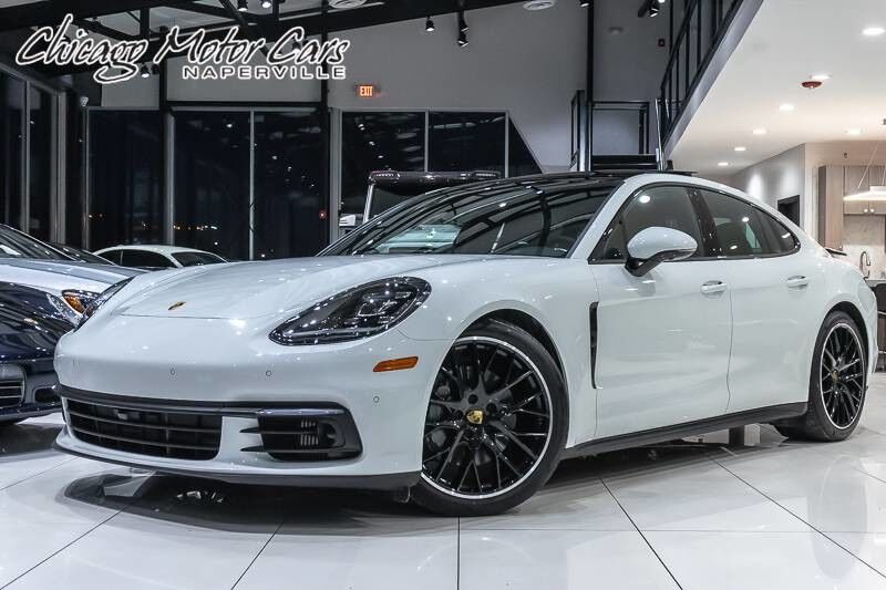 2018_Porsche_Panamera_4S Sedan_ Chicago IL