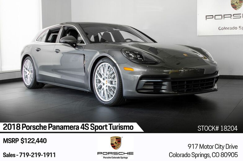 2018 Porsche Panamera 4S Sport Turismo Colorado Springs CO