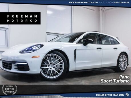 2018_Porsche_Panamera_4S Sport Turismo Heated/Cooled Seats_ Portland OR