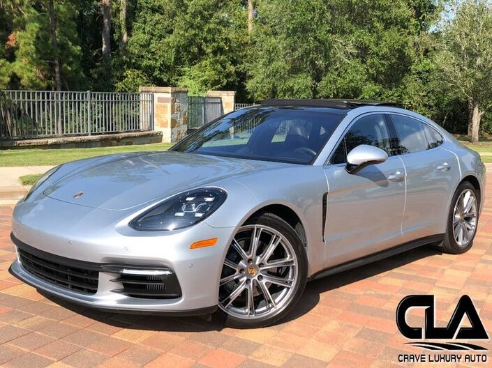 2018 Porsche Panamera 4S The Woodlands TX