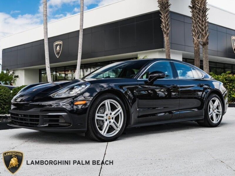 2018 Porsche Panamera 4S West Palm Beach FL