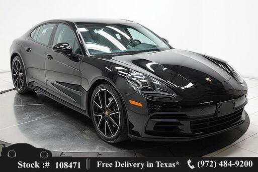 2018_Porsche_Panamera_NAV,CAM,PANO,HTD STS,BLIND SPOT,21IN WHLS_ Plano TX