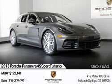 Porsche Panamera Panamera 4S Sport Turismo 2018