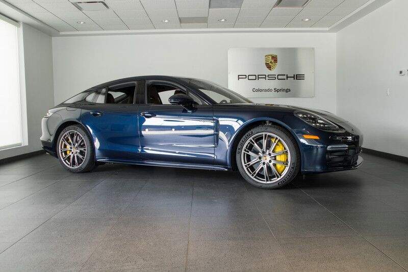 2018 Porsche Panamera Panamera Turbo S E-Hybrid Colorado Springs CO