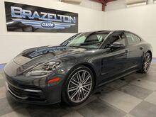 2018_Porsche_Panamera_Premium Package Plus, 21 911 Turbo Wheels, Power Steering Plus_ Houston TX