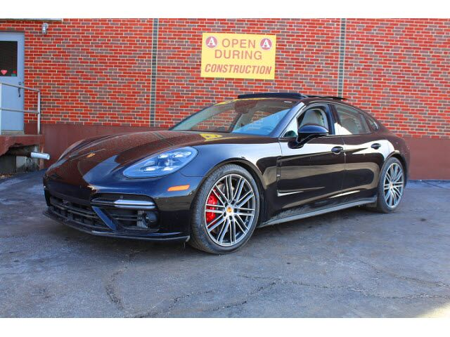 2018 Porsche Panamera Turbo Merriam KS
