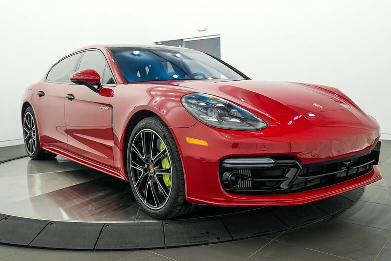 2018 Porsche Panamera Turbo S E-Hybrid Executive Highland Park IL