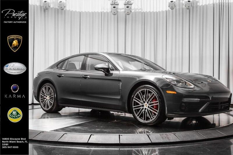 2018 Porsche Panamera Turbo Turbo North Miami Beach FL