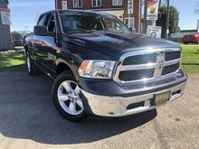2018_RAM_1500_SLT Quad Cab-$115-4X4-Bluetooth-Cruise-PwrWndws-VeryLowKM!_ London ON