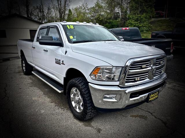 2018_RAM_2500 CREW CAB 4X4_BIG HORN 6 SPEED MANUAL TRANSMISSION_ Bridgeport WV